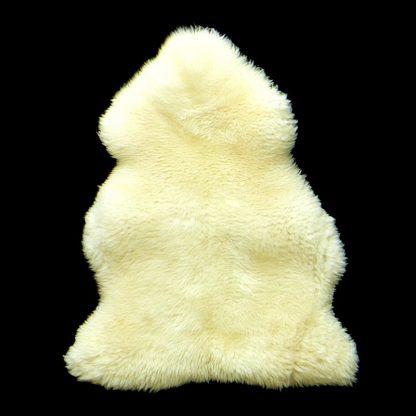 dartmoor sheepskin - clotted cream