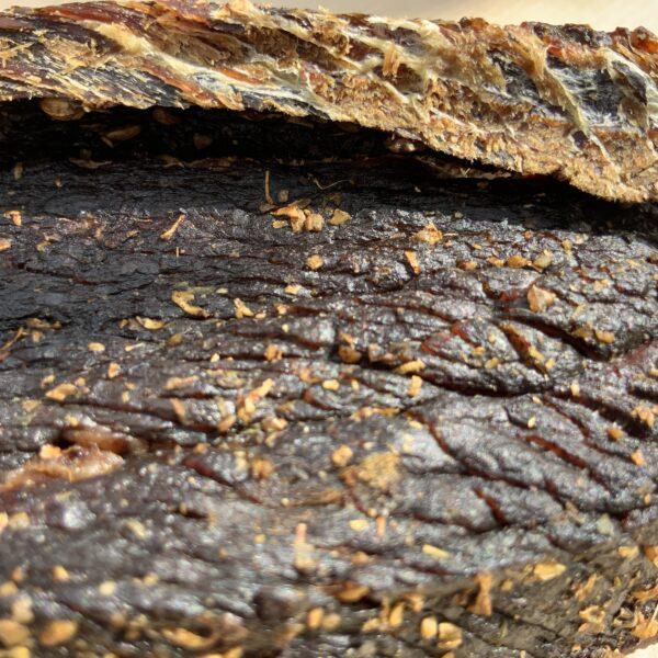 British beef biltong from Dartmoor