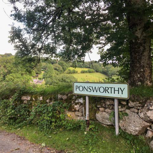 Ponsworthy sign square